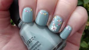 Pastel Polka Dots Nail Art Tutorial Wonder Forest. Nail Art ...