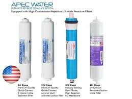 apec ph alkaline calcium mineral countertop reverse osmosis water filter portable installation free