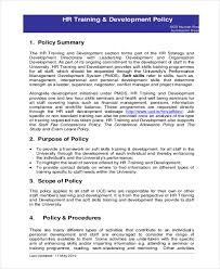 policy templates staff development policy template rjengineering net