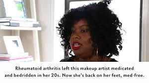 nyc makeup artist on healing rheumatoid arthritis wellbe inspiration 14