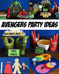 Avengers Party Decorations Marvel Avengers Bento Lunch Marvelsnackbar Collectivebias Ad