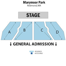 Marymoor Park Concert Seating Chart Photo 1 Concerts For