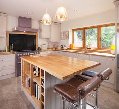 kitchen island ideas from solid wood kitchen cabinets