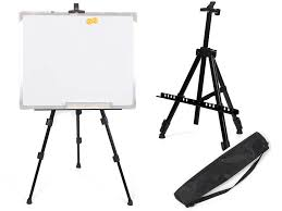 livivo artist field studio telescopic painting easel tripod display white board stand co uk kitchen home