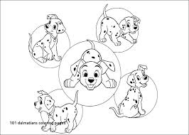 dalmatian coloring pages dalmation printable