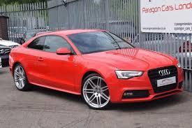 black audi a5 2013. 2013 audi a5 coupe 20tdi 177 ss black edition mt8 diesel red cvt