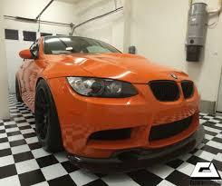 BMW Convertible bmw m3 gt4 : BMW E90/E92/E93 M3 GT4 Style Carbon Front Lip – Carbon Addiction