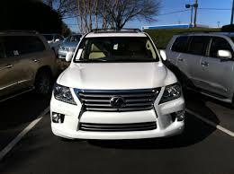 2013 Lexus LX 570 - Information and photos - MOMENTcar