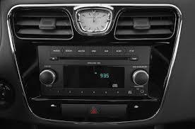 chrysler 200 2011. 2011 chrysler 200 sedan lx 4dr interior stereo controls