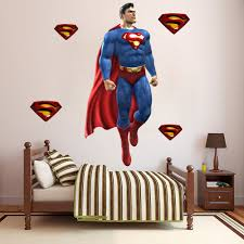 superman wall decal  roselawnlutheran