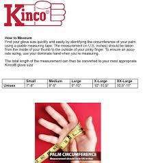 Kinco 94hk Glove Small Gnomes Alpine Sports Gnomes