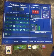 Calendar Math Pocket Chart