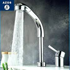 bathroom faucet with pull out sprayer attractive wall mount bathtub faucet with sprayer oil rubbed bronze