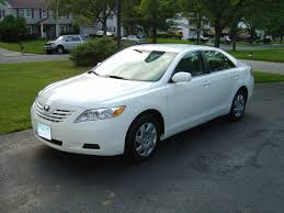 COAL: 2007 Toyota Camry CE – Another One?