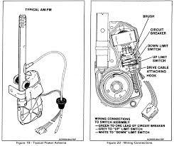 camaro power antenna wiring diagram wiring diagrams online power antenna wiring