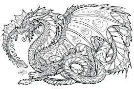 Free Printable Dragon Coloring Pages Free Online Dragon Ng Pages