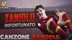 Canzone Zaniolo Infortunato - (Parodia) Checco Zalone - Immigrato