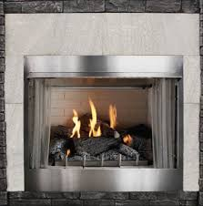 empire rose 36 traditional vent free stainless steel outdoor with regard to outdoor vent