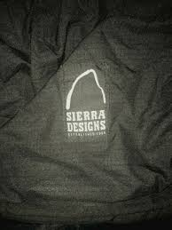 Sierra Designs 40 Winks Sierra Designs 3d Forty Winks Dl Long Black Sleeping Bag