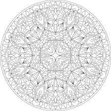 Christmas Mandala Coloring Pages Trustbanksurinamecom