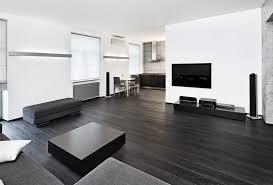 Trend: Black Hardwood Floors