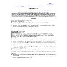 Accounting Resume Samples What To Include On Your Resume
