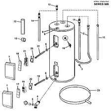 wiring diagram for reliance water heater wiring reliance water heater parts model 640dors sears partsdirect on wiring diagram for reliance water heater