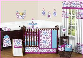 grey and purple nursery bedding home design ideas