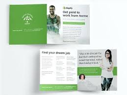 Free Two Fold Brochure Template Brochures Red Computer Repair Bi Fold Brochure Template Bi Fold