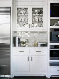 kitchen cabinet door glass in clean kitchen shade white kitchen ...