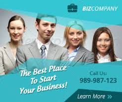 Business Banner Design Flat Business Banner Ad Design By Themeboo Graphicriver