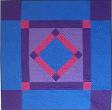 105 best Amish, life and quilts images on Pinterest | Amish quilts ... & Lancaster Diamond (Amish quilt), hand quilted by Robyn at Patchwork Passion  (New Adamdwight.com