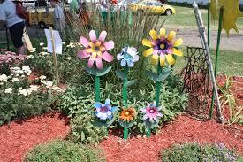 garden art. Images About Green Crafts Also Garden Art Ideas Pictures