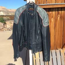 motorcycle jacket hein gericke hondaline size 44