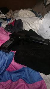 sapswc three suspects arrested in sberg on charges of possession of unlicensed firearm and ammunition tipoffs munitypolicing gunsoffthestreets