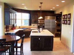 decorating ideas for kitchen. Kitchen Remodel Ideas White Cabinets Cabinetry System Dishwasher Green Wall Wooden Countertops Grey Marble Countertop Checkerboard Decorating For N