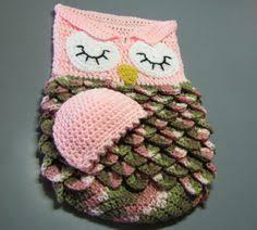 Free Owl Cocoon Crochet Pattern Custom 48 Button Baby Owl Cocoon Hat Free Pattern Crochet Crochet
