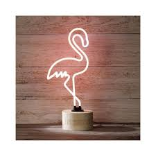 Buy Lumosnap Pink Flamingo Table Lamp At Pinksumocom