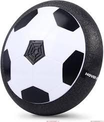 Light Up Ball Game High Quality Original Airpower Soccer Disc Light Up Hover