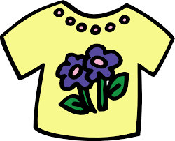 clothes painting clipart vector clip art royalty free