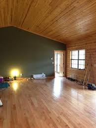 Interior Paint Colors For Log Homes  Best Ideas About Cabin - Interior log homes