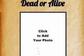Make A Wanted Poster Free Online 016 Gallery Printable Wanted Poster Kathycanforus Template