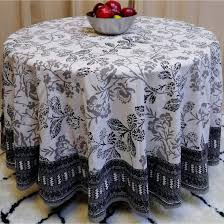 vinyl lace tablecloth roll better home tablecloths 70 round