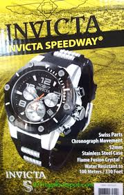 costco invicta speedway stainless steel case mens watch invicta speedway stainless steel case mens watch costco frugal hotspot