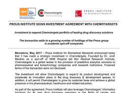 Chemotargets > News