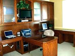 office desk for two. 2 Person Office Desk Large Home Furniture Two Work For R