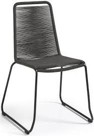 Rope Stuhl Dunkelgrau Stühle In 2019 Stühle Gartenstühle Und Möbel
