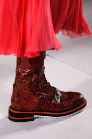 <b>Lanvin</b> | Красные кроссовки, Полусапожки и Замшевые <b>сапоги</b>