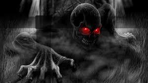 Scary Skull Hd Fonds d'écrans Fonds d ...