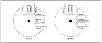 4 Wire Ac Motor Wiring Diagram AC Condenser Fan Motor Wiring Diagram